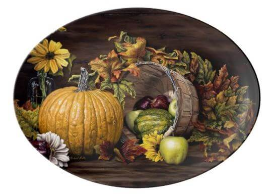 A Touch Of Autumn - Platter