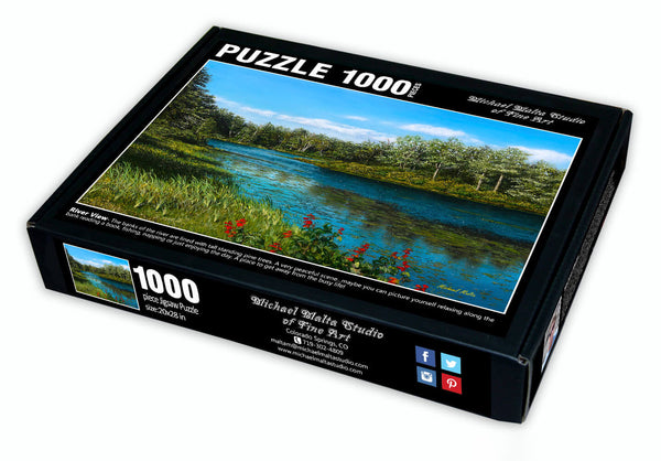 River View - Jigsaw Puzzle