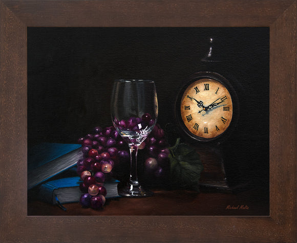 Taking Time - Studio Canvas Print