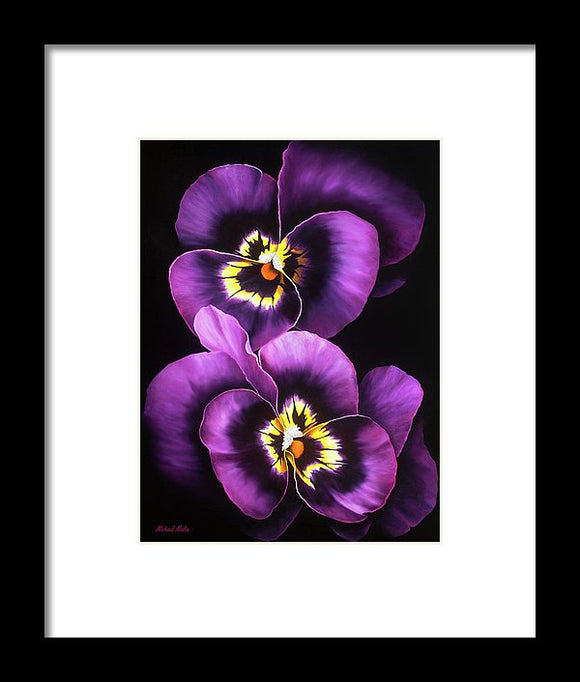 Admiration - Framed Print
