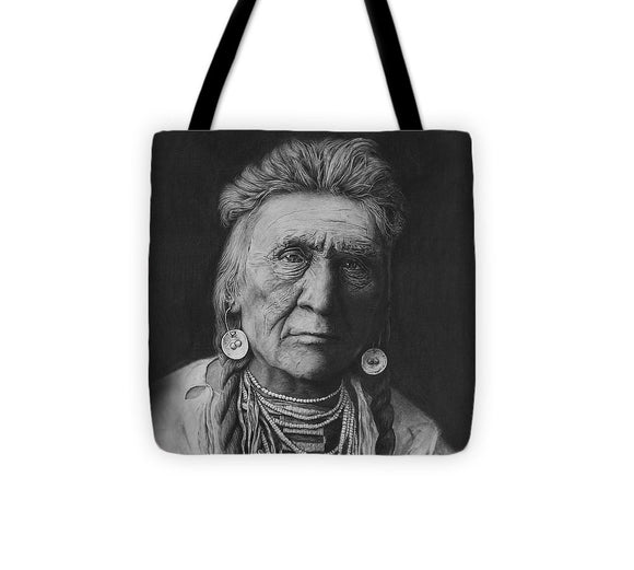 Crow Warrior - Tote Bag