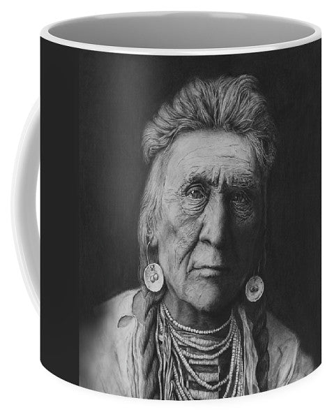 Crow Warrior - Mug