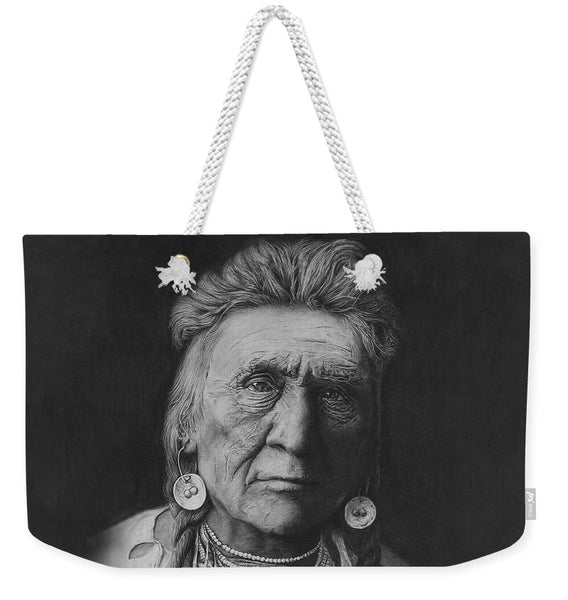 Crow Warrior - Weekender Tote Bag
