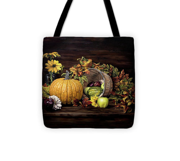 A Touch Of Autumn - Tote Bag