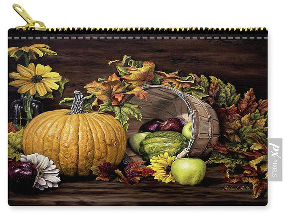 A Touch Of Autumn - Carry-All Pouch