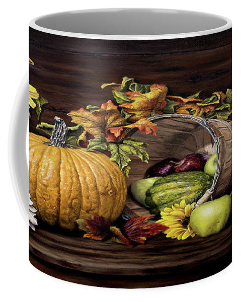 A Touch Of Autumn - Mug