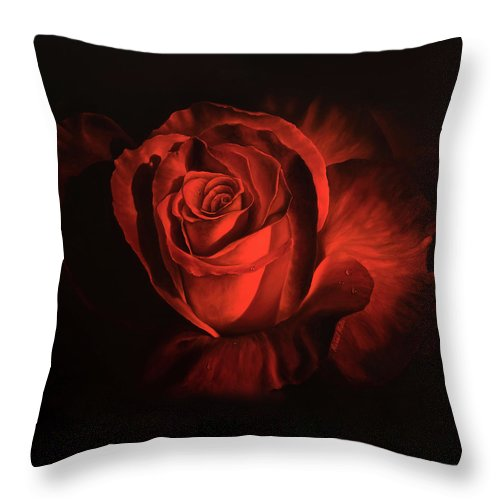 Passion - Throw Pillow