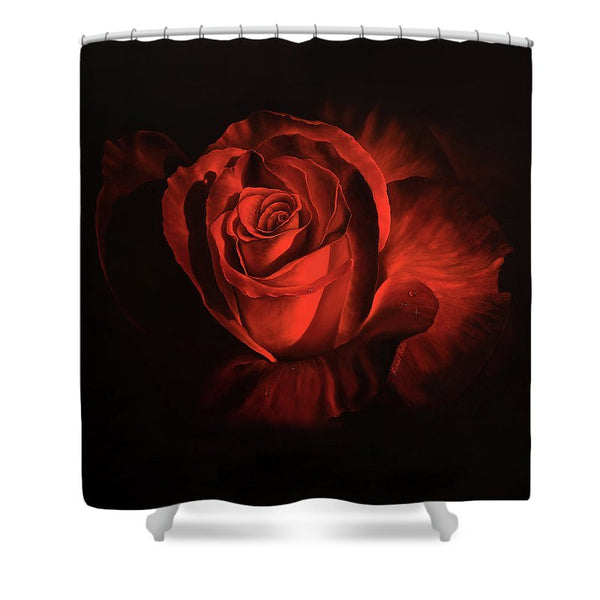 Passion - Shower Curtain