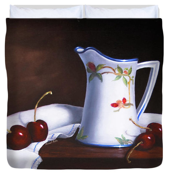Simply Cherries - Duvet Cover