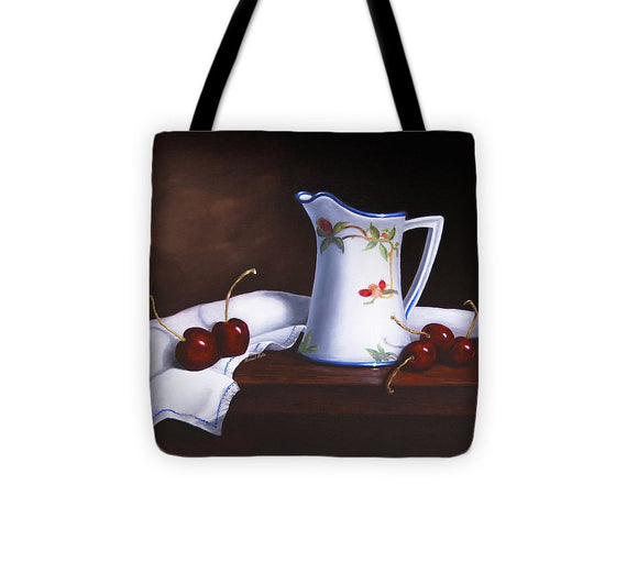 Simply Cherries - Tote Bag
