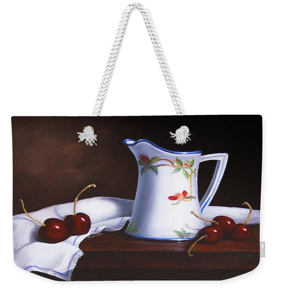 Simply Cherries - Weekender Tote Bag