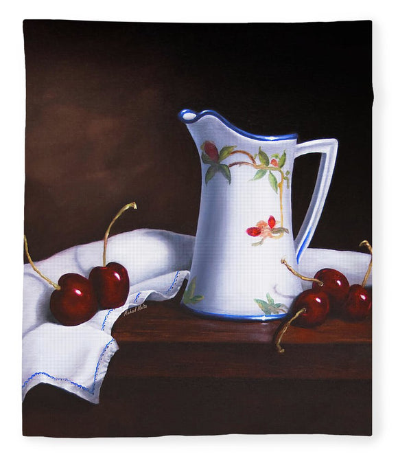 Simply Cherries - Blanket