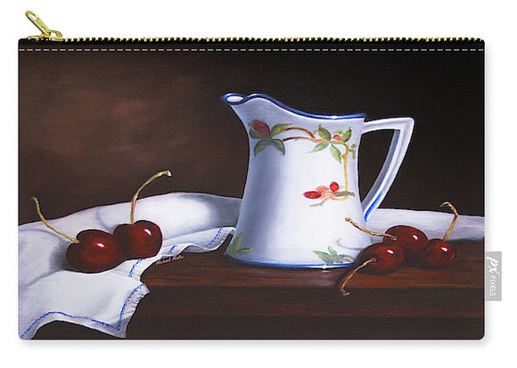 Simply Cherries - Carry-All Pouch