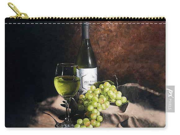 Vino Bianco - Carry-All Pouch
