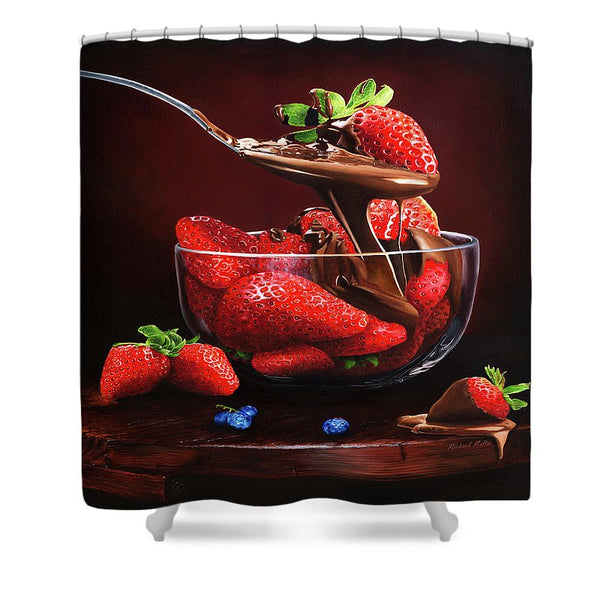 Indulge - Shower Curtain