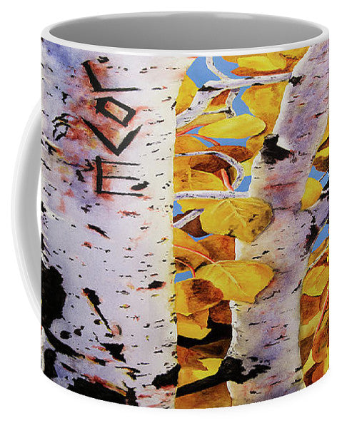 Quaking Aspens - Mug