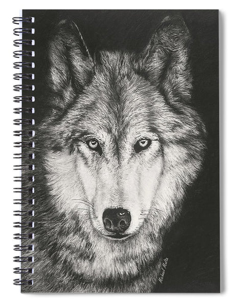 The Night Watch - Spiral Notebook