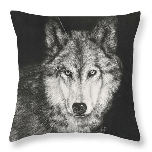 The Night Watch - Throw Pillow