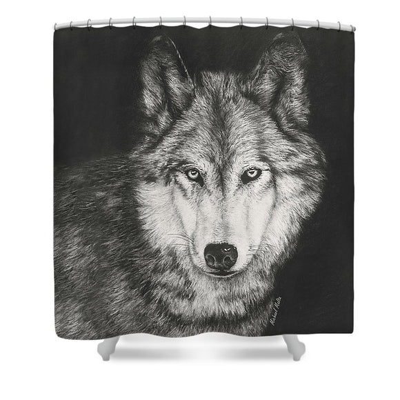 The Night Watch - Shower Curtain