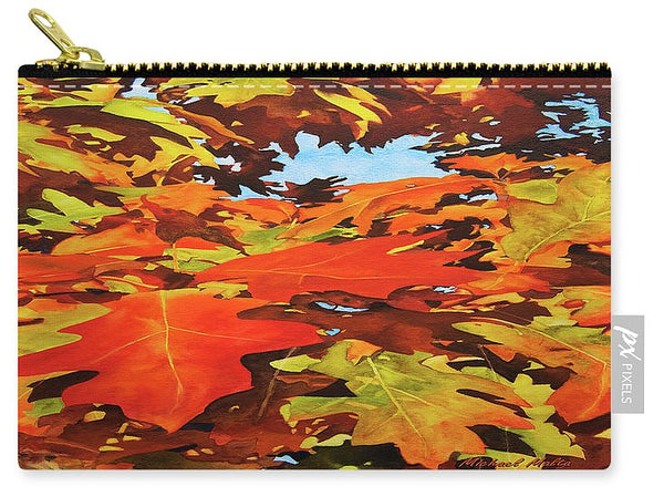 Burst Of Autumn - Carry-All Pouch