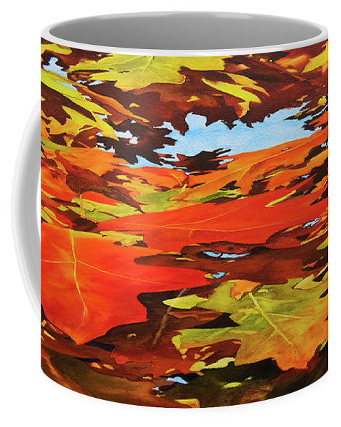 Burst Of Autumn - Mug
