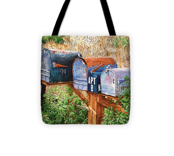You Got Mail - Tote Bag