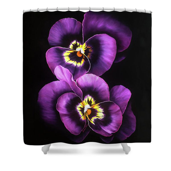 Admiration - Shower Curtain
