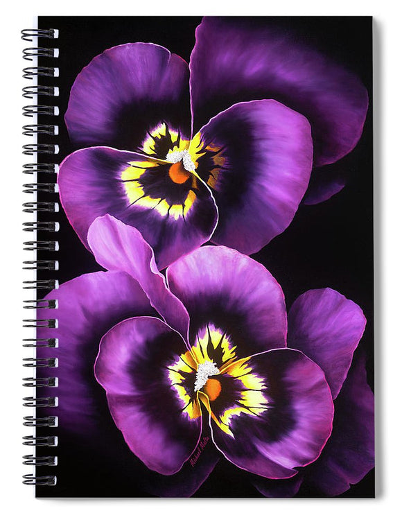 Admiration - Spiral Notebook