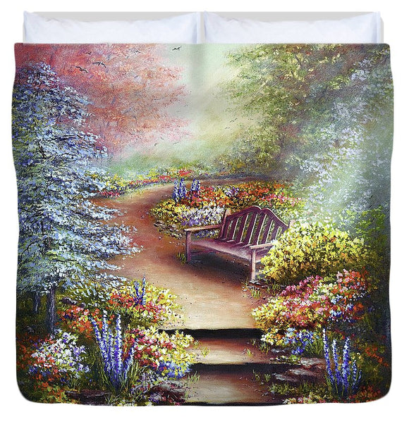 Colours Of Serenity - Duvet Cover