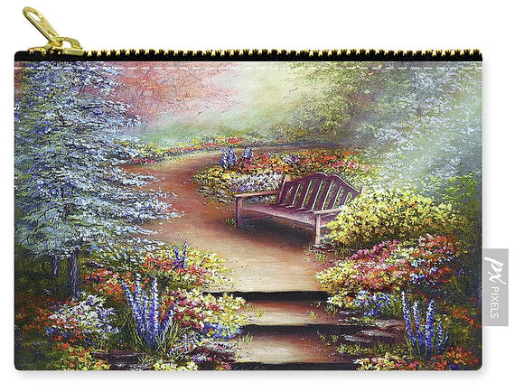 Colours Of Serenity - Carry-All Pouch