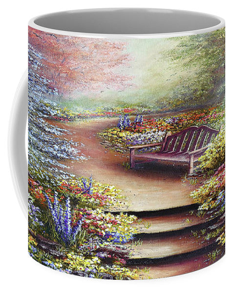 Colours Of Serenity - Mug