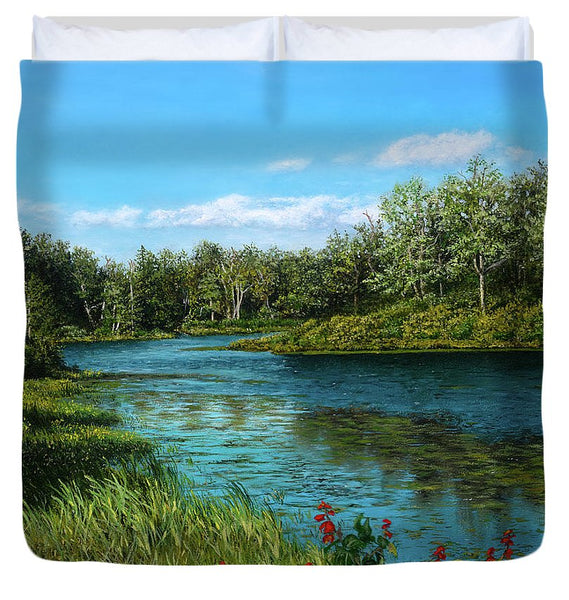 River View - Duvet Cover