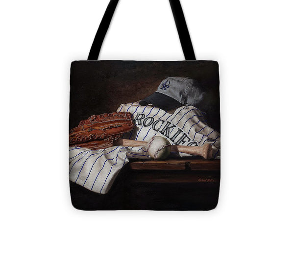 The Colorado Rockies - Tote Bag