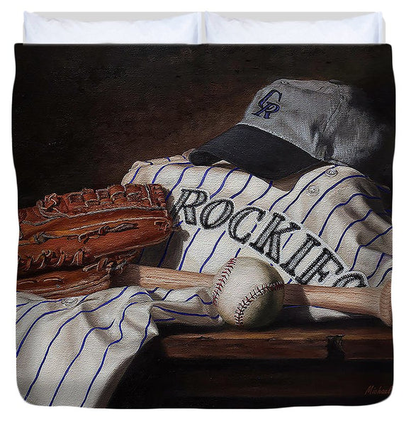 The Colorado Rockies - Duvet Cover