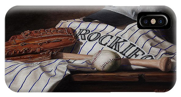 The Colorado Rockies - Phone Case