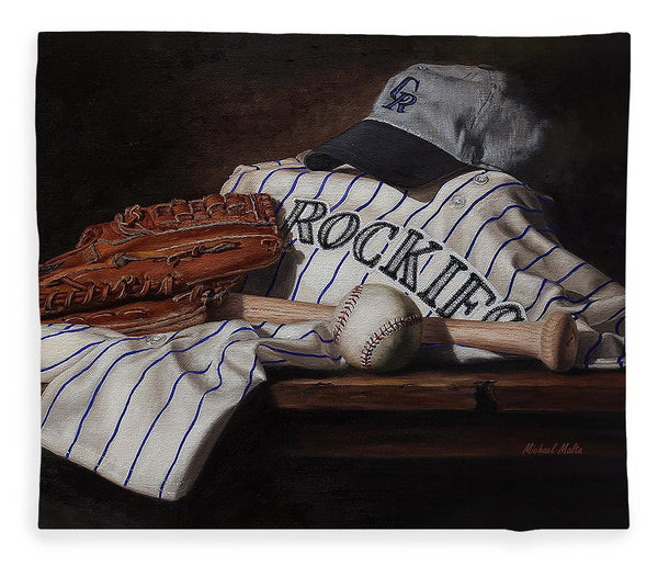 The Colorado Rockies - Blanket
