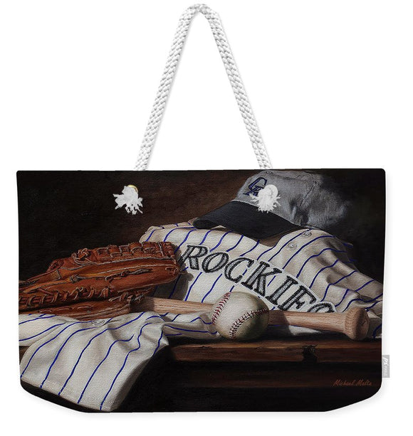 The Colorado Rockies - Weekender Tote Bag