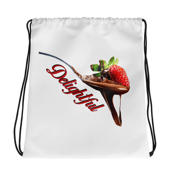 Indulge - Drawstring bag