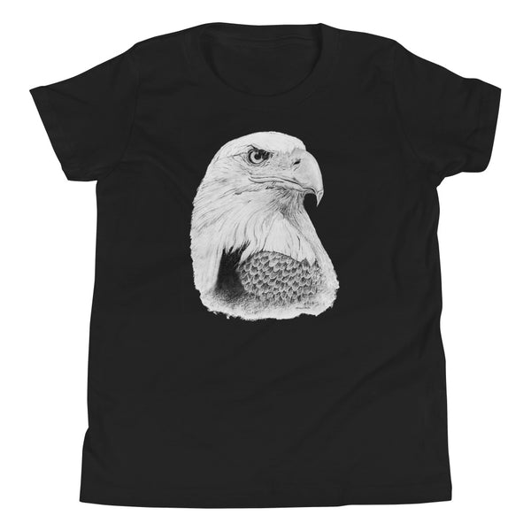 Bird of Prey - Youth Short Sleeve T-Shirt
