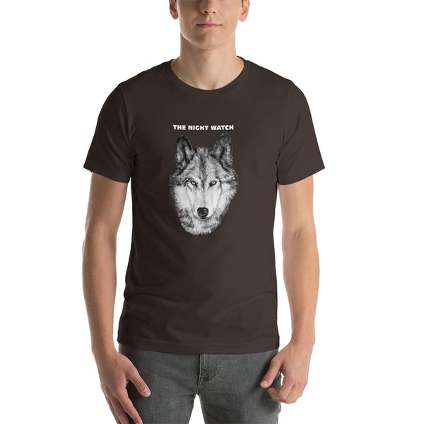 The Night Watch - Short-Sleeve Unisex T-Shirt Dark
