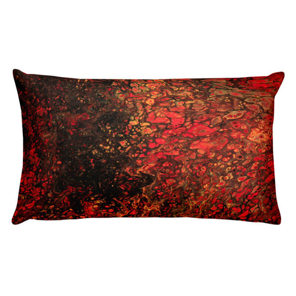 A Moment in Time Premium Pillow