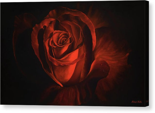 Passion - Canvas Print