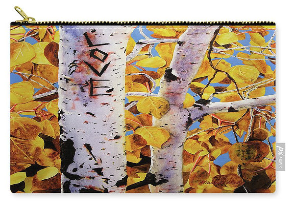 Quaking Aspens - Carry-All Pouch