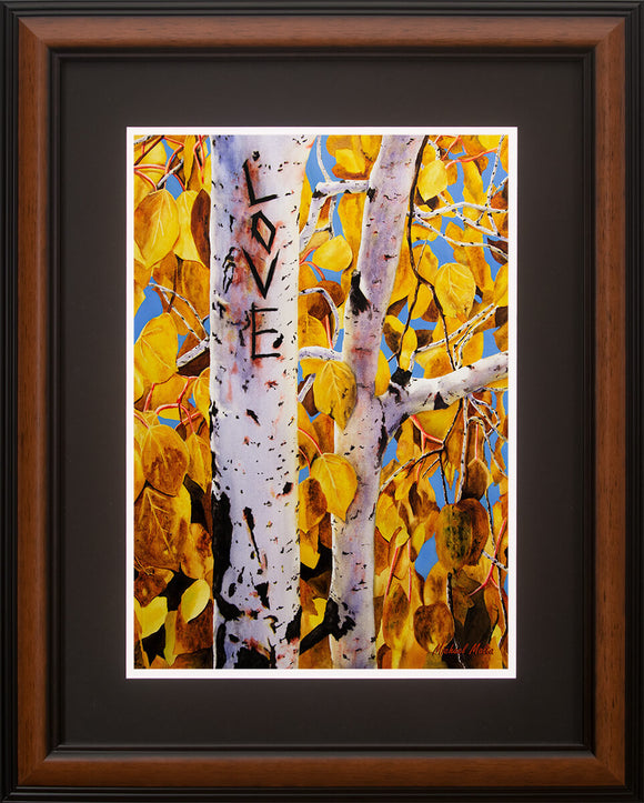 Quaking Aspens - Original