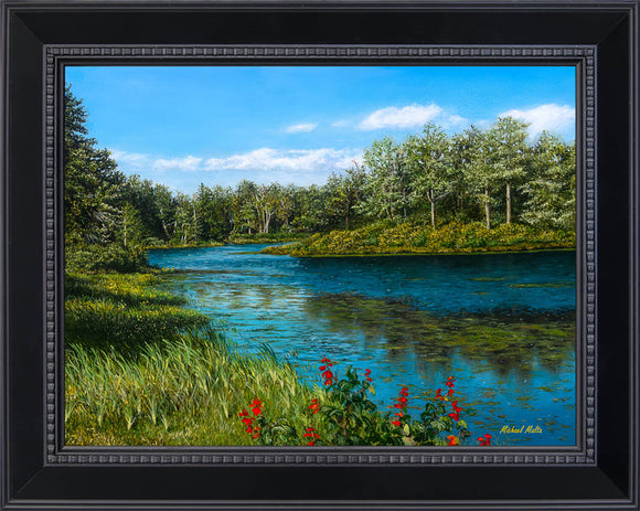 River View - Original