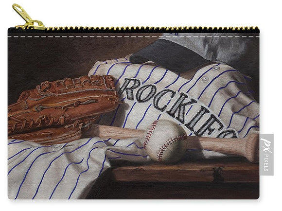 The Colorado Rockies - Carry-All Pouch
