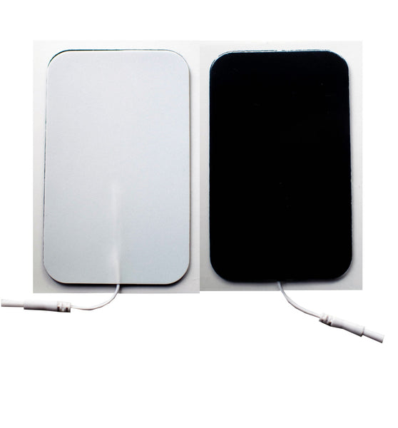 "3"" x 5"" Rectangle Foam Electrodes - (2/pk)"