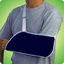 Deluxe Arm Sling - (Navy Blue)