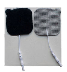 "2"" x 2"" Square Fabric Electrodes - (4/pk)"