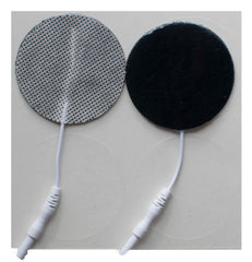 "2"" Round Fabric Electrodes - (4/pk)"